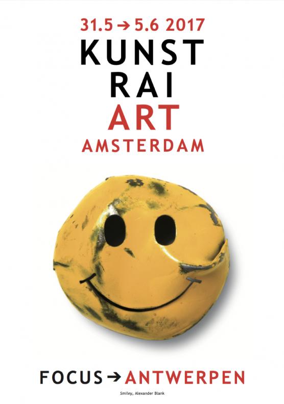 'Recent Voices' op KunstRAI Art Amsterdam